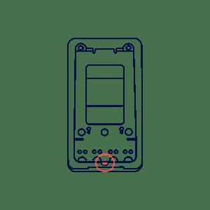 Technische Zeichnung Terminal Montageheft3